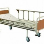 Manual Nursing Bed (1-Crank)